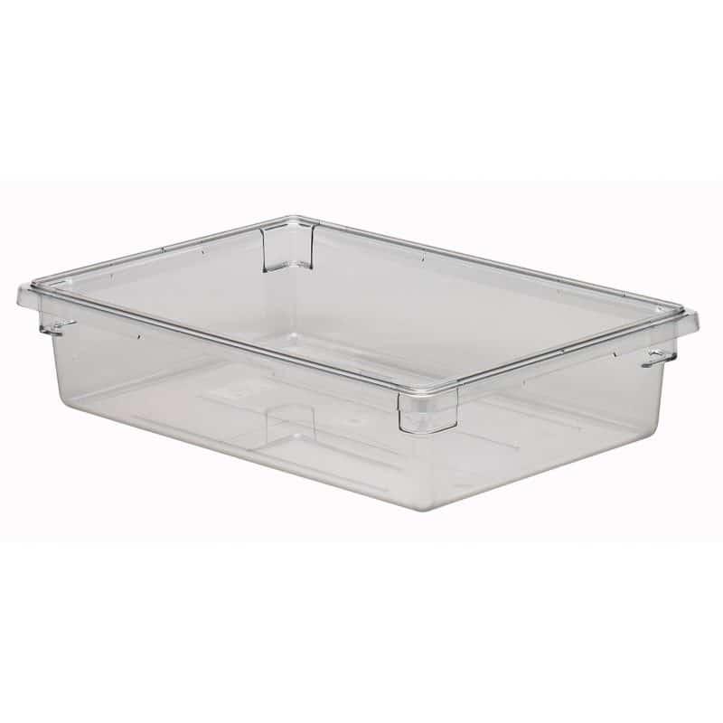 caja de almacenamiento de policarbonato 46x66x15cm de 33.1l