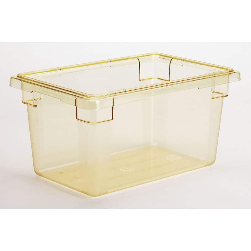 caja de almacenamiento de policarbonato 46x66x30cm de 64.4l