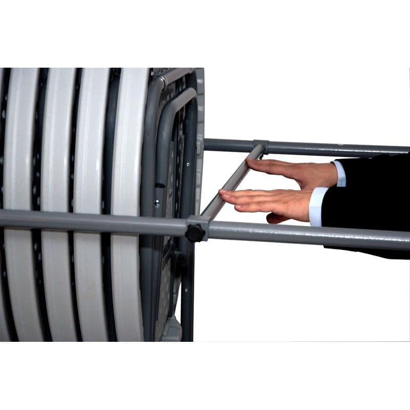 carro zown cocktailtrolley para mesas plegables