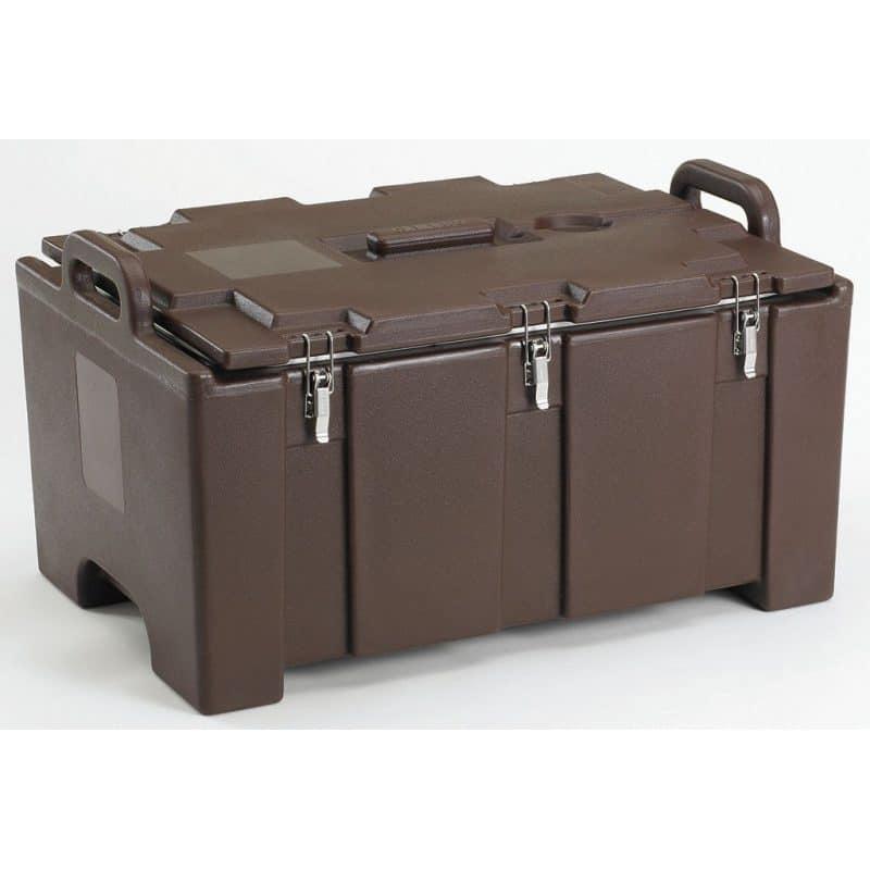 contenedor isotermico con apertura superior serie 100 para recipiente