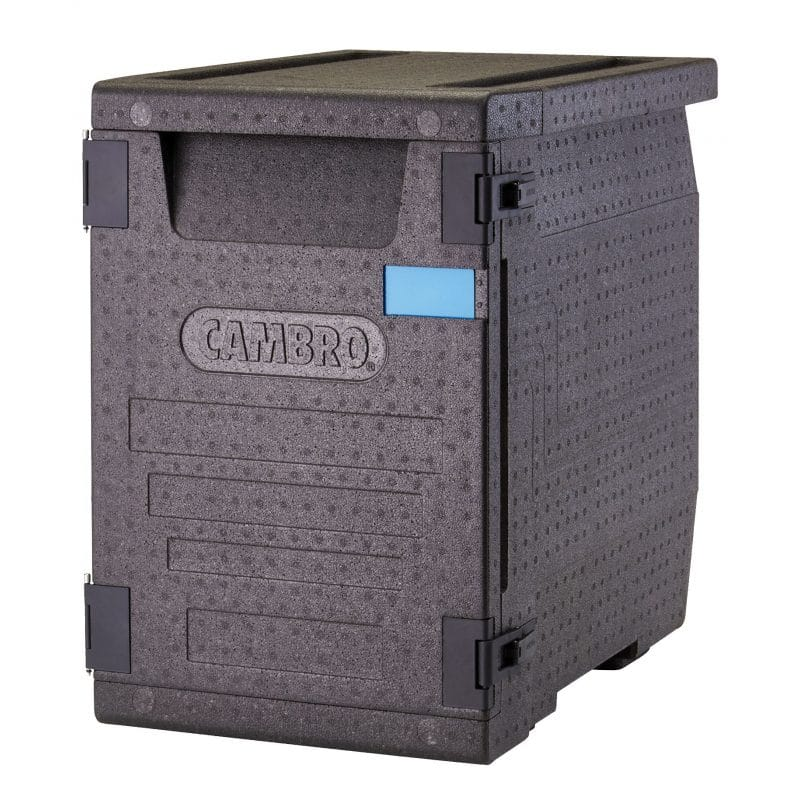 contenedor isotermico con carga frontal CAM gobox 64.5x44x63cm