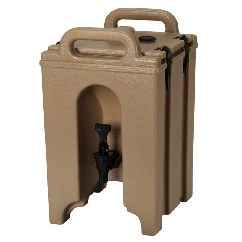 contenedor isotermico para liquidos 29x26.5x44cm - 3.8l