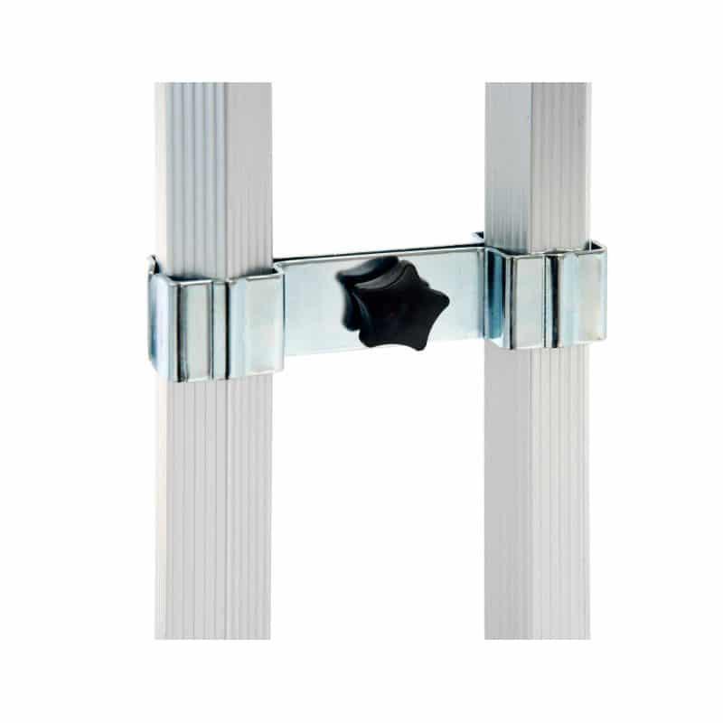 grapa de sujecion para carpas plegables de aluminio hex40