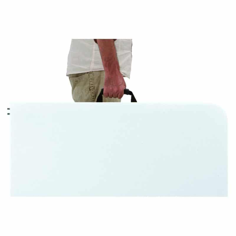mesa plegable tipo maleta oskar180