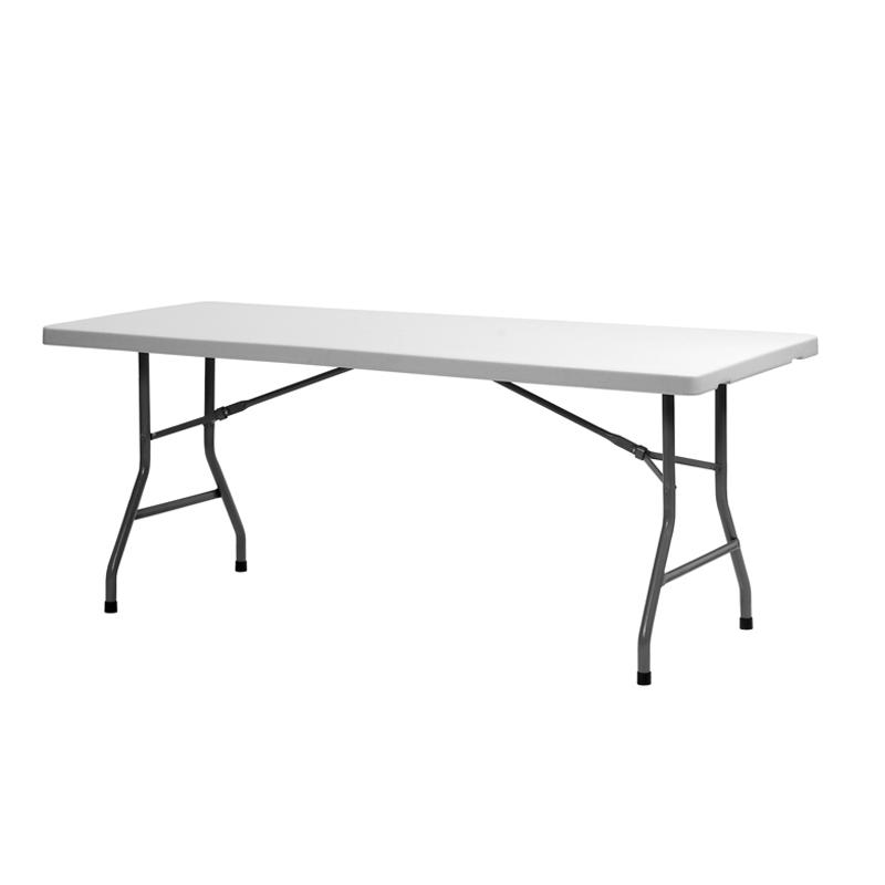 Mesa plegable resistente de 180cm