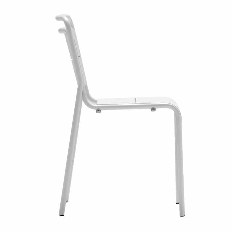 pack de 4 sillas metalicas alma