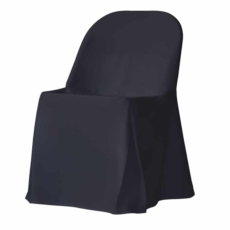funda clasica para silla boston negro