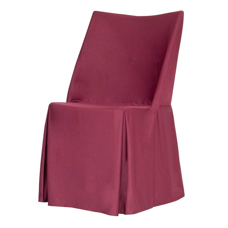 funda clasica para silla Otto burdeos