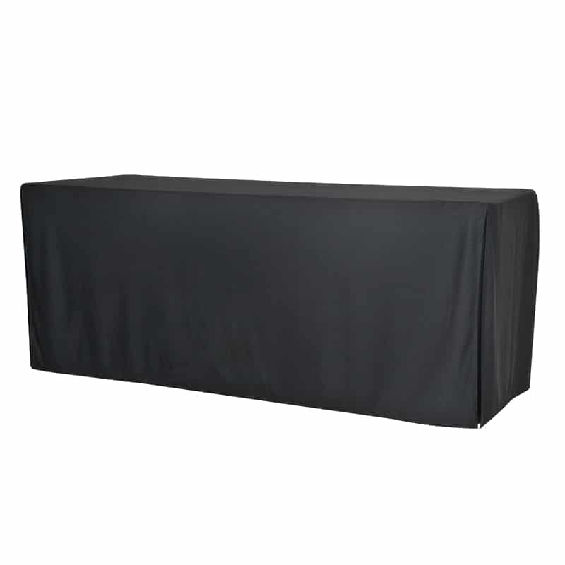 funda lisa para mesa xxl200 color negro