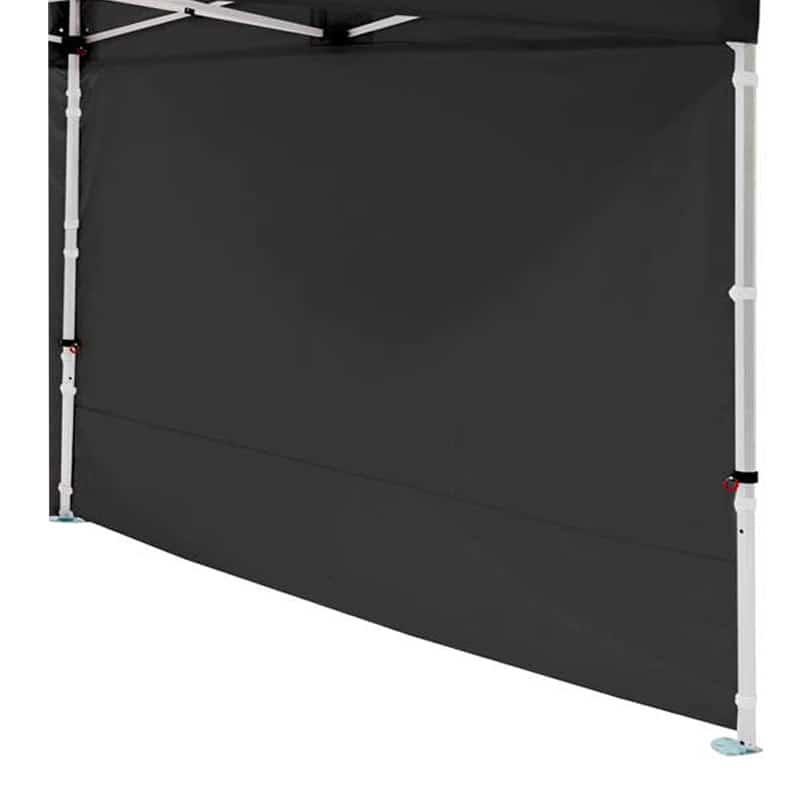 pared opaca 4,5m 300 - negro