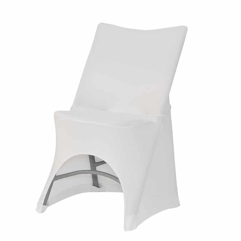 funda stretch para silla Otto blanca