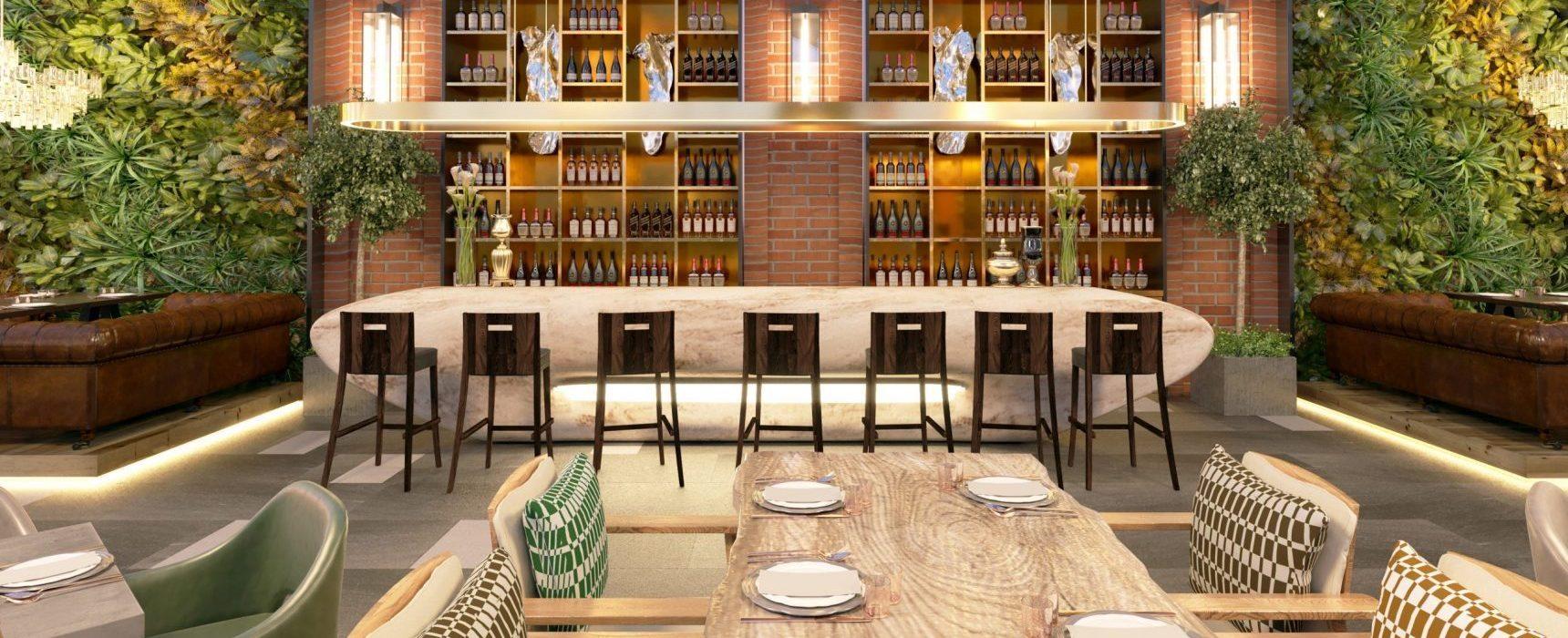 Tipos de mesas para restaurantes y eventos